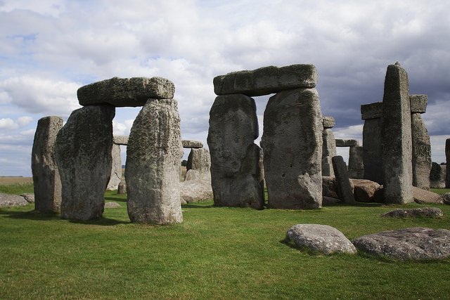 Stonehenge (detail) by Francesco Volpi, on Flickr