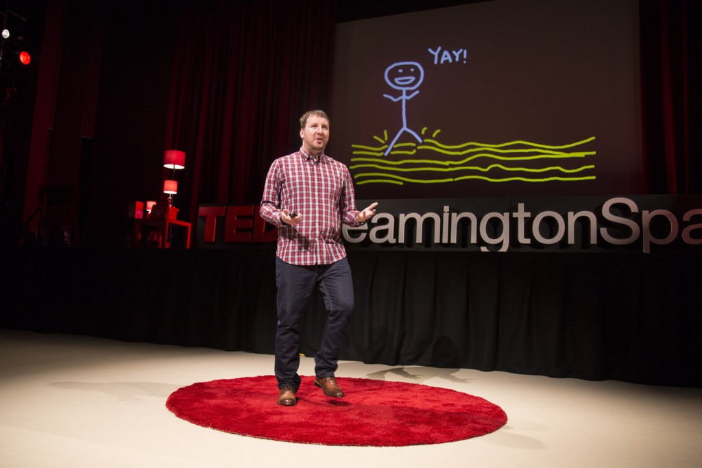 TEDxLeamington Spa 2015 Event Photos