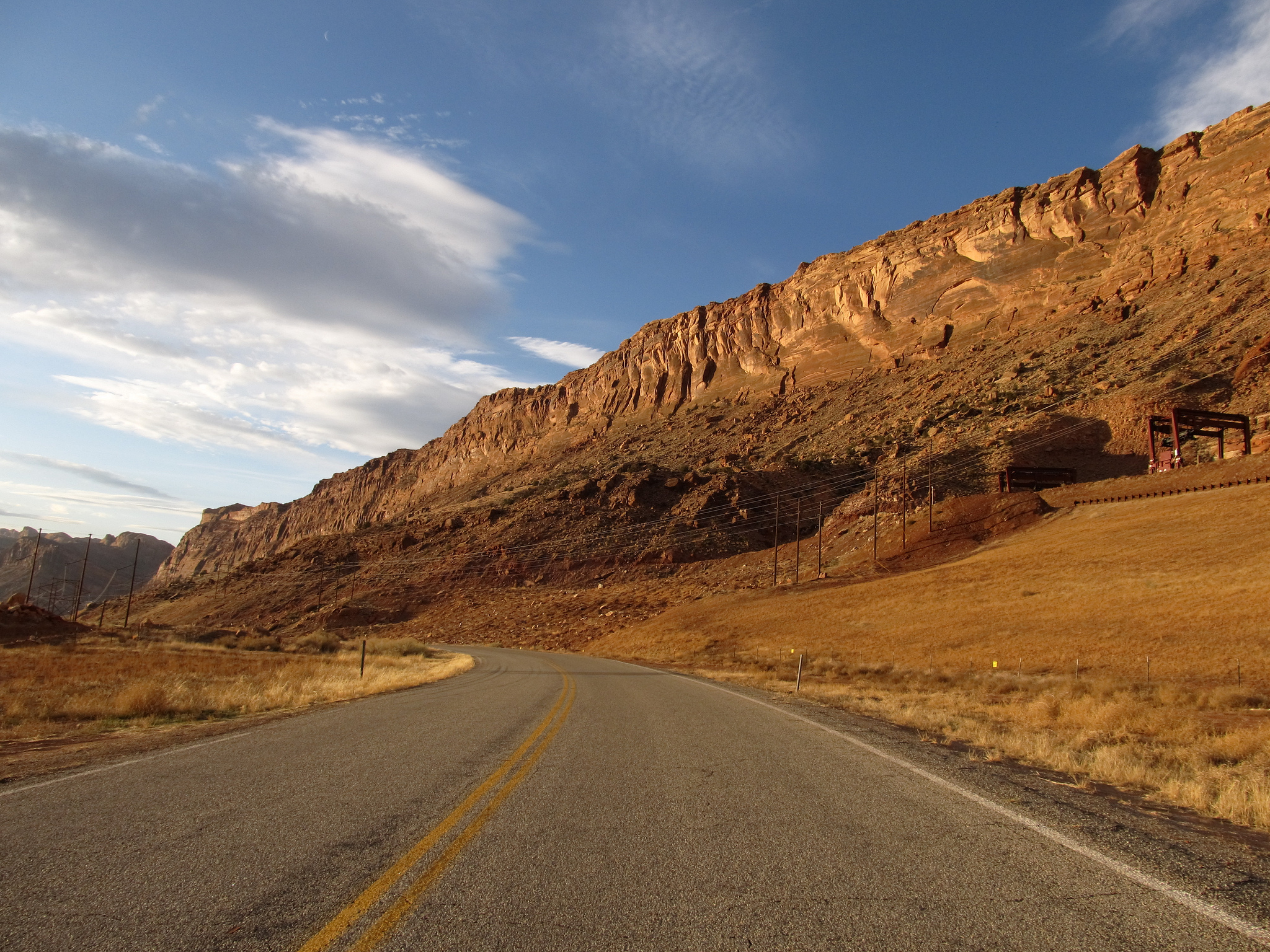 Potash Road, Near Moab, Utah by Ken Lund, on Flickr