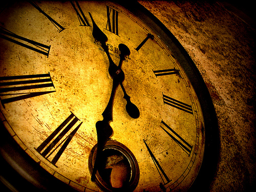 Time by dkalo, on Flickr