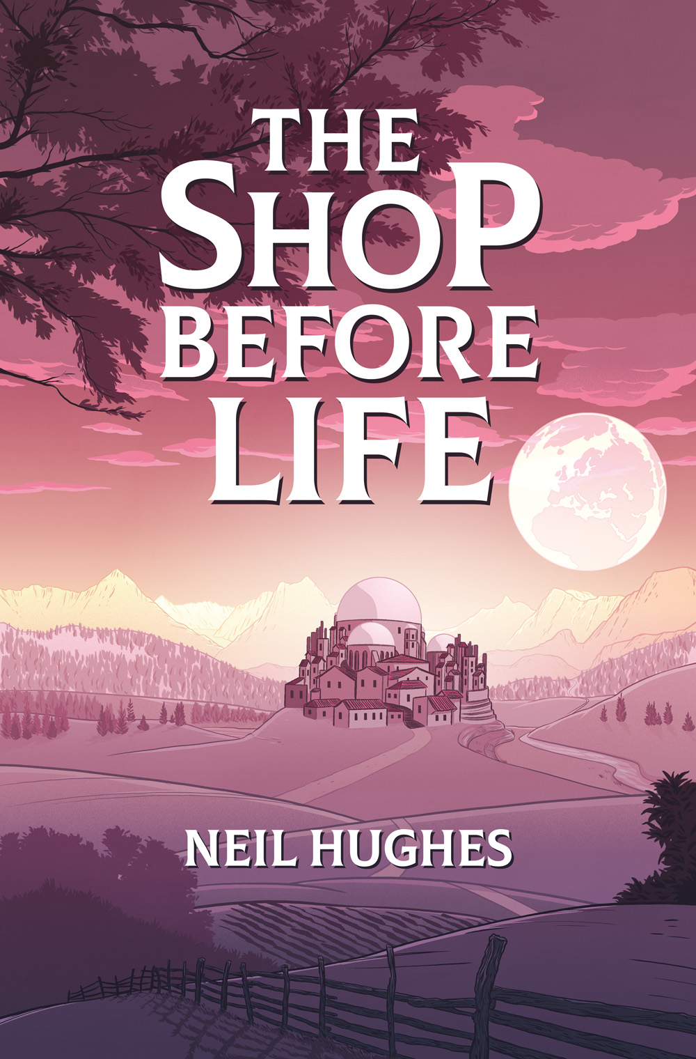 The Shop Before Life - book cover